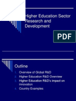 Allocation of R&D