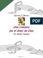 [Free Scores.com] Barrios Agustin Una Limosna Por El Amor de Dios 31123