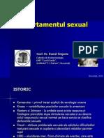 Curs Comportament Sexual