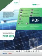 Phono Solar Panels