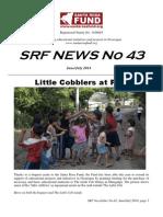 Santa Rosa Fund Newsletter 43