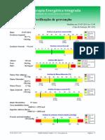 TEI - Avaliação de Riscos Para a Saúde / Valores de Referência (SPECIMEN)