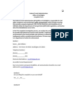 Bob Williams Complaint to FTA Against WMATA July 26 2014 Final