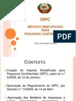Imposto Simplificado Para Pequenos Contribuintes 2009