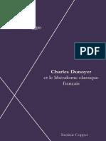 Leonard Liggio - Charles Dunoyer 07-06