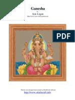 Ganesha Embroid