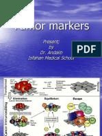 Tumour Marker for Medincine Residents