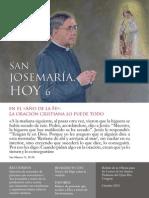 Boletín SanJosemaría Set 2012
