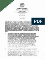 For Immediate Release From Da Fitzpatrick 7-28-14