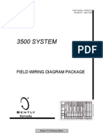 3500 System Field Wiring Diagram Package 130432-01