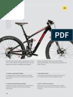 Specifiche Trek Remedy Carbon 2015