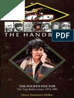 Doctor Who The Handbook