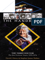 Doctor Who The Handbook - The Third Doctor