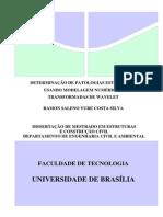 Determinação de Patologias Estruturais Usando Modelagem Numérica