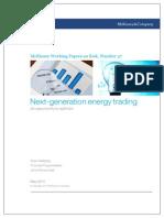 Energy Trading Brochure
