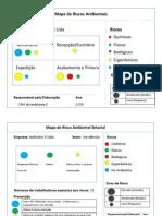 Mapa de Riscos Ambientais (Elaborado Pela CIPA)