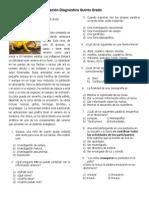 5to Grado - Diagnóstico (2013-2014)