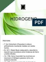 Clase Hidrogeno