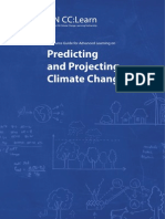 Resource Guide Predicting and Projecting Climate Change