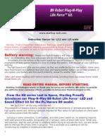 Starling b9 Manual