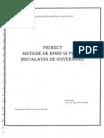 Model Proiect IBP