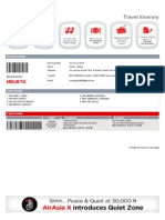 Ticket Jkt - Hcmc 25 Mar 16.35pm