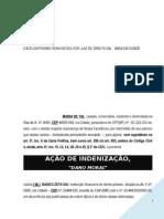 Acao Reparacao Dano Moral Fila Banco Demora PN299
