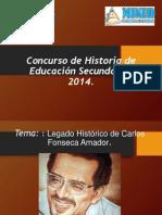 Carlos Presentacion Hist 2014