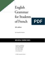 exercitii gramatica engleza