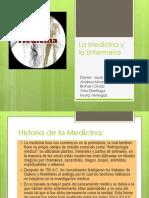 La Medicina y La Enfermería22222244455555