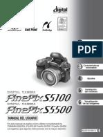 Manual FFs5100 Esp