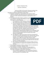 2014 VMN Steering Committee Guidelines