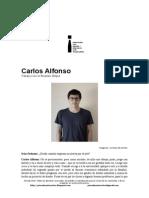 Privadoentrevistas Carlos Alfonso