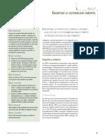 Garantizar La Sostenibilidad Ambiental