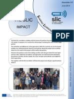 SLIC - fifth newsletter