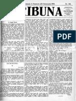 Ziarul Tribuna Nr. 198 22 Octombrie 1906