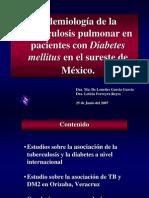 Diabetes Tipo 2 y Tuberculosis Pulmonar
