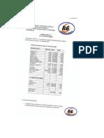 Auditoria III Cuentas x Cobrar Enunciado y Solucion Primer Parcial 2011