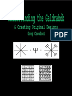 Understanding the Galdrabók & Creating Original Designs by Greg Crowfoot