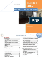 Sales Digests Block 2b 2016