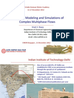 Multiscale Modeling and Simulations of Complex Multiphase Flows