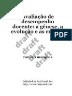 ebook Avaliação de desempenho génese, evolução e críticas