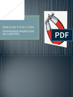Magnetizacion Trabajo Final