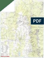 Bucegi Map
