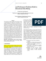A CHAID Based Performance Prediction Model in Educational Data Mining.