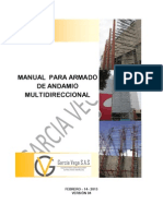 Manual Armado Andamio