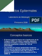 Clase Epitermal