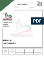 CONTRALORÍA-procedimientos