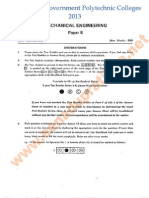 Appsc Lect Govt Poly Colleges Paper -II- 2013