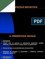137888370 Prezentatiile Deflectate Prezentatia Pelviana Prezentatia Trasversa